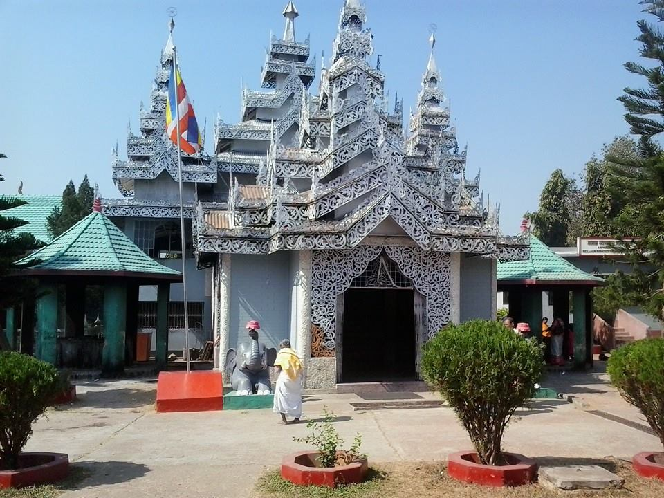 Rajbon Bihar Rangamati