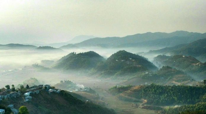 Sajek Valley Rangamati