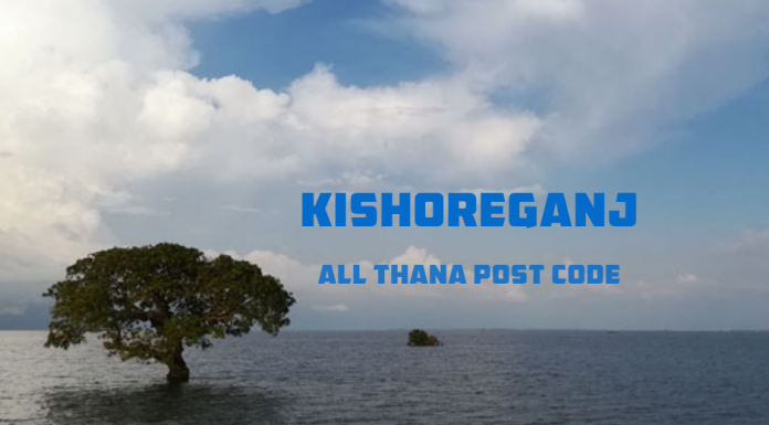 Kishoreganj District